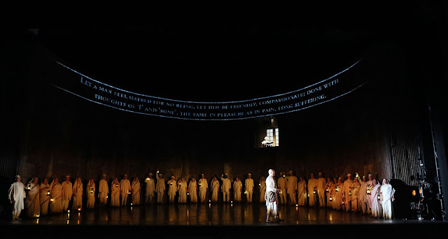 Philip Glass: Satygraha - Toby Spence - English National Opera (Photo Donald Cooper)
