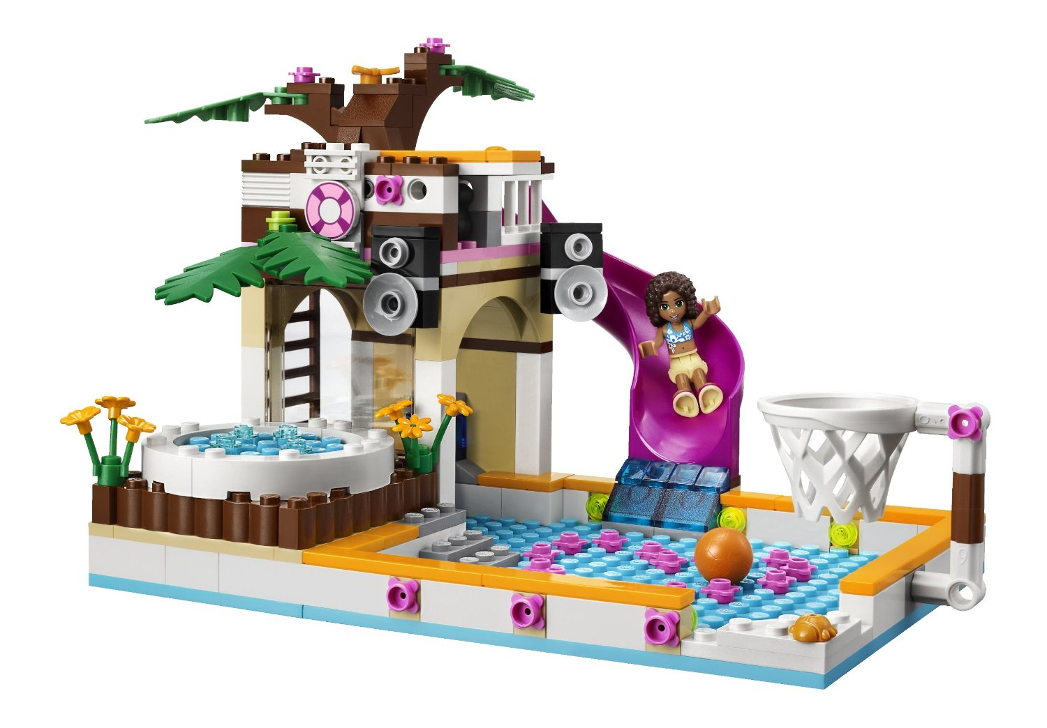 41008 Heartlake Zwembad Lego Friends Heartlake City Pool Instructions Choice Image Form