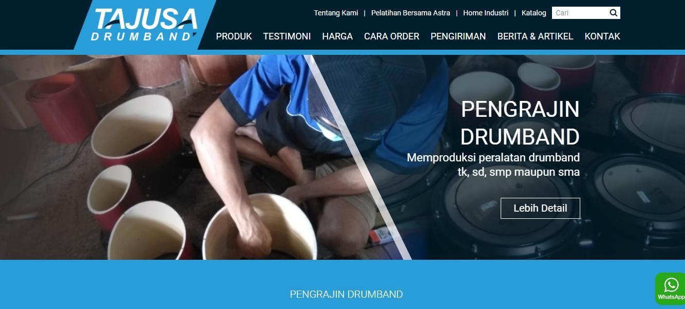 Tajusa Drumband Pilihan Tepat untuk Beli Alat Drumband dengan Harga Murah