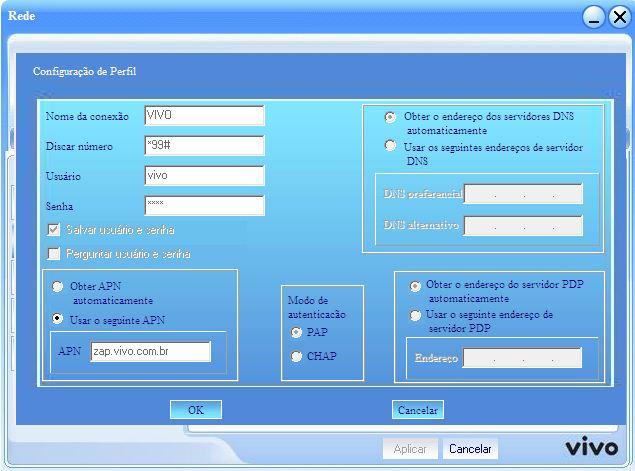 discador tim para windows 7
