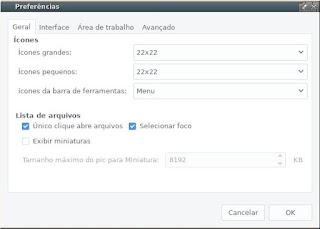 SpaceFm gerenciador de arquivos versátil