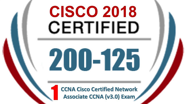 Cisco 200-125 CCNA Cisco Certified Network Associate Exam
