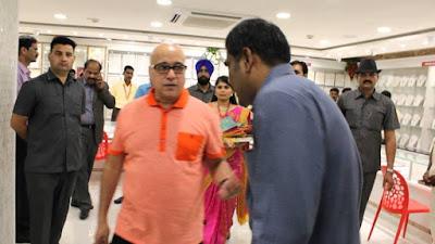 Kiran Kumar, KiranKumar, KiranKumarM, Kiran Kumar Lalithaa Jewellery, Kiran kumar Managing Director