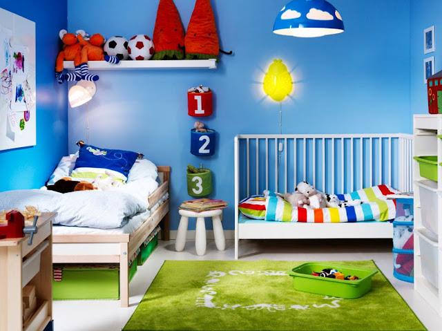 peintures chambre d'enfant