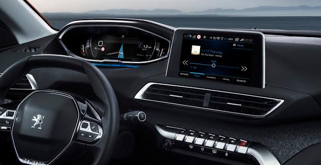 Peugeot 3008 2017 модельного года
