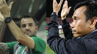 McMenemy & Widodo Tanggapi Isu Jadi Pelatih Baru Persib Bandung
