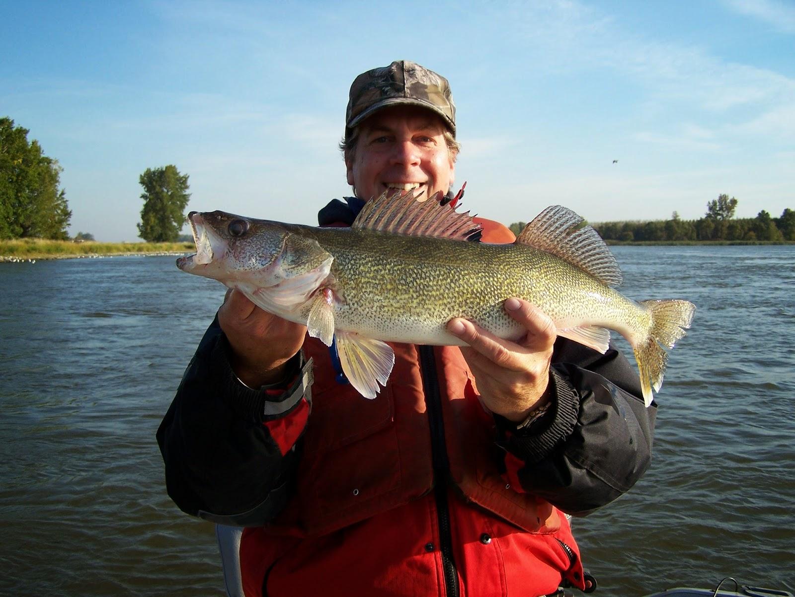 Pêche Lac Saint-Pierre, parlons pêche, Daniel Lefaivre, pêche truite