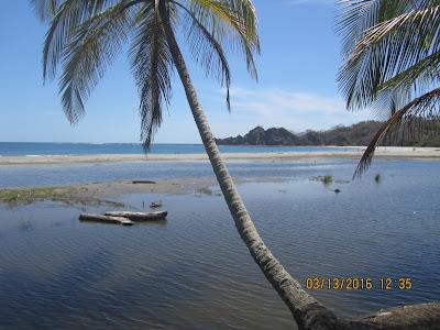 Praktikum am Meer von Costa Rica