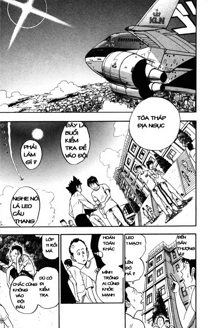 Eyeshield 21 chapter 32 trang 10