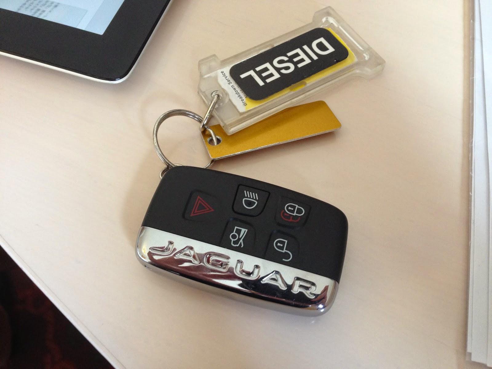 jaguar-key ジャガーの鍵