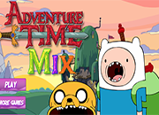 Adventure Time Mix juego