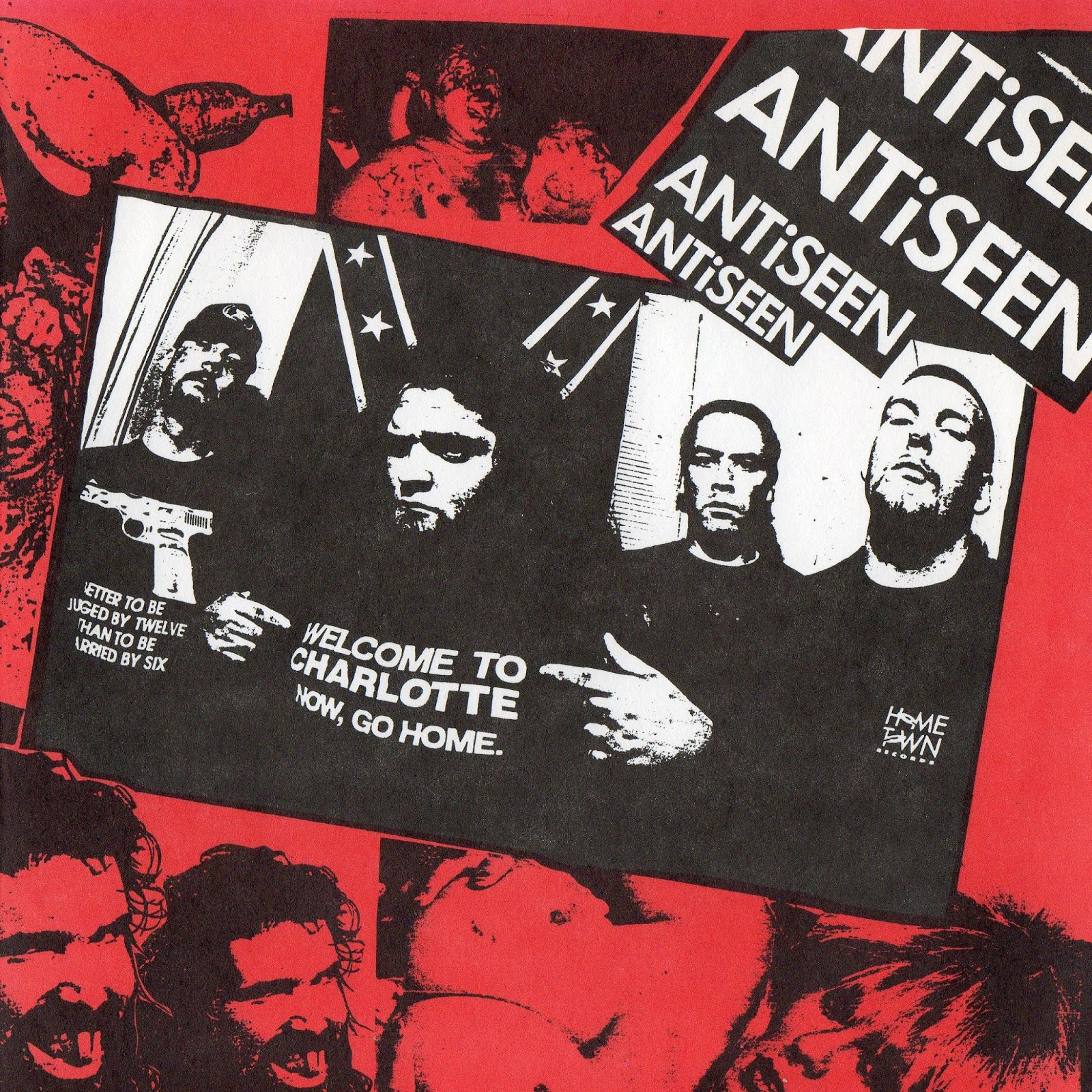 Antiseen - 15 Minutes Of Fame, 15 Years Of Infamy
