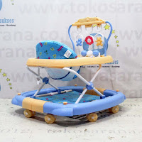 baby walker family ayunan