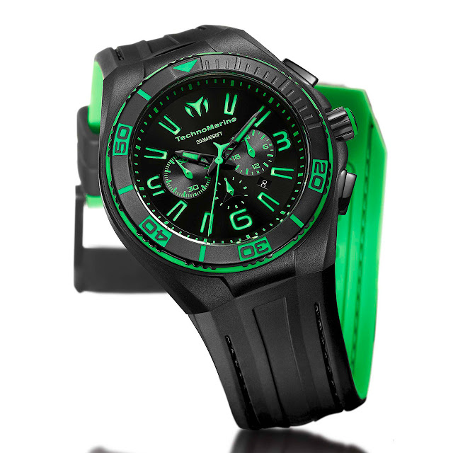Technomarine - Night Vision Watch 2012 day