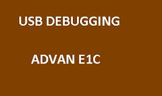 Mengaktifkan usb debugging Android
