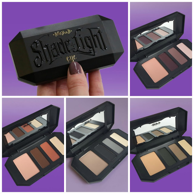 KAT VON D. SHADE AND LIGHT EYE COLOUR CONTOUR