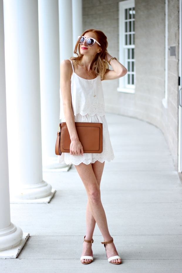 Target Crochet-top Popover White Romper, how to make the most out of Summer, NYX  soft matte lip cream in Amsterdam