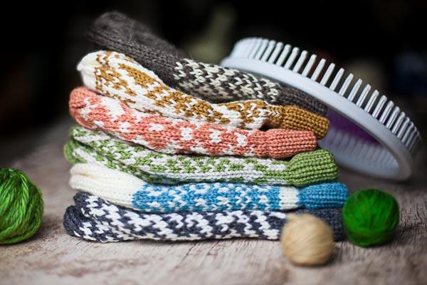 Loom Knit hat patterns, loom knit fair isle hat patterns, loom knitting patterns, loom knit beanie pattern, loom knit