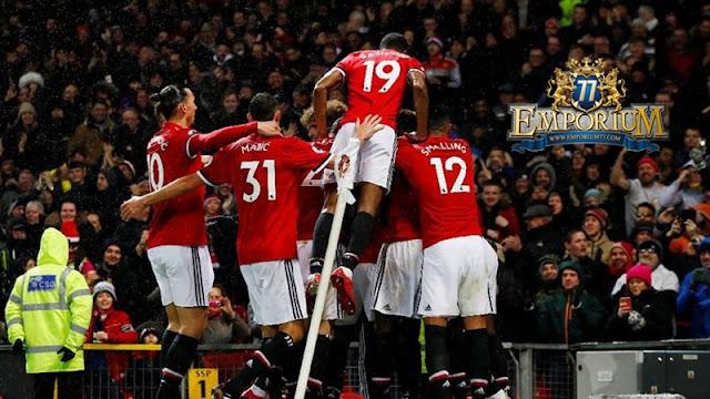 Manchester United Kembali Membuat Rekor Baru Yang Pernah Terjadi Setengah Abad.