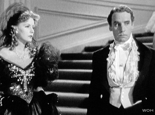Image result for garbo and henry daniell in camille
