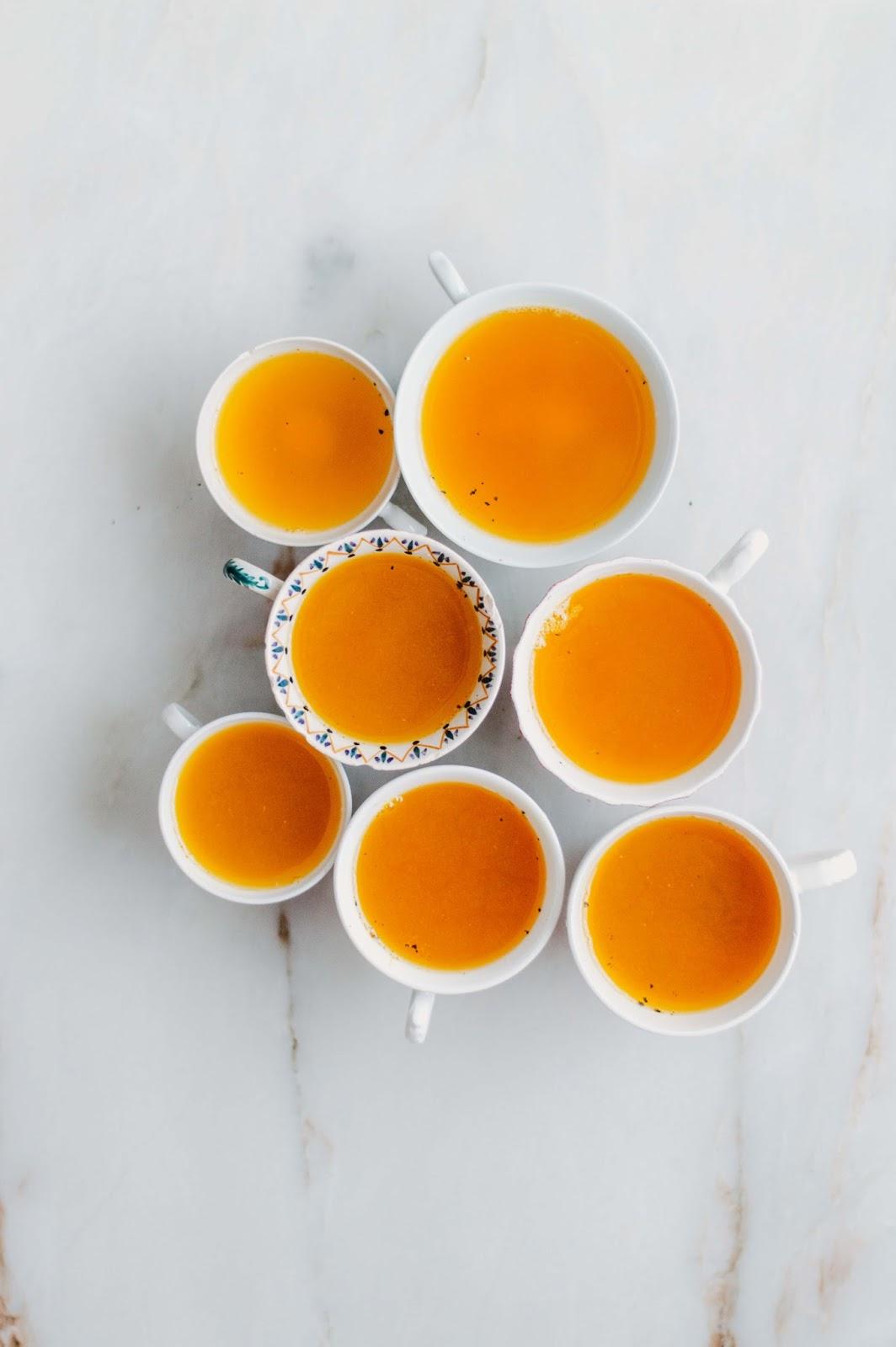 Turmeric Tea | https://oandrajos.blogspot.com
