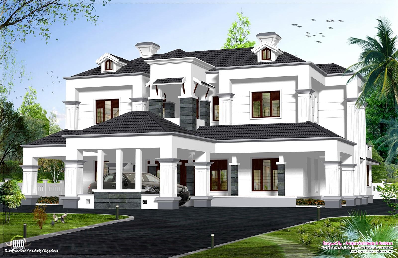New Home Design March 2013