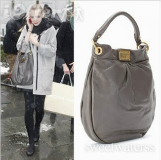 fbcc77f9dff SashPetals: Feature: Marc by Marc Jacobs Hillier Hobo