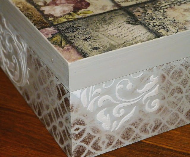 caja-madera-decoupage-relieve-estarcido