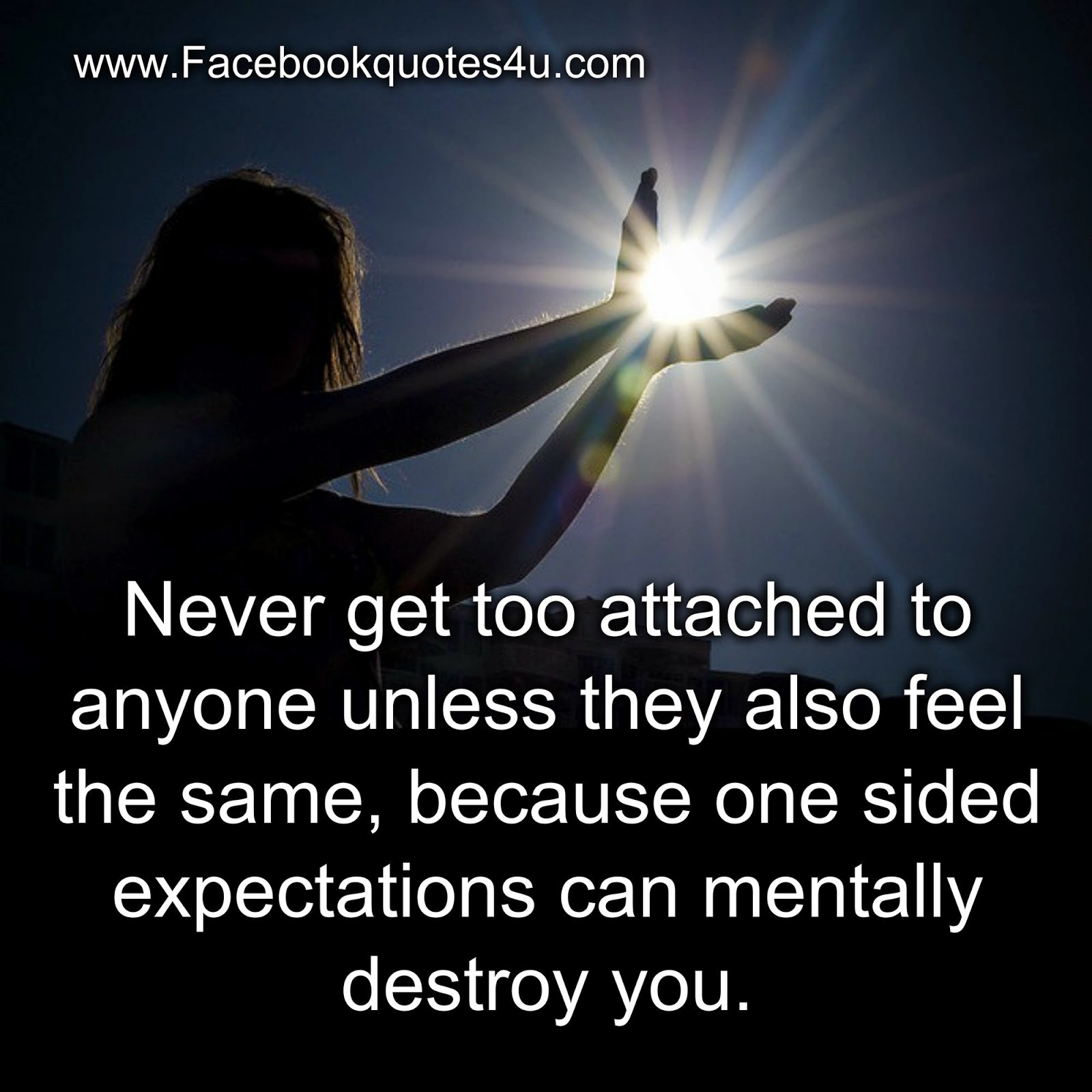 Getting Too Attached Quotes