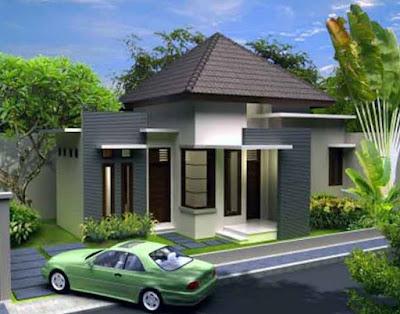 Model Rumah Minimalis 1 Lantai Sederhana Terbaru
