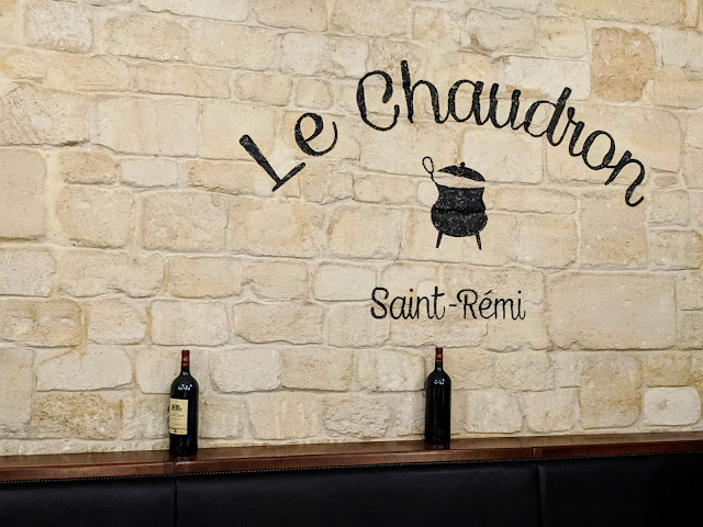 3 days in Bordeaux in October: Dinner at Le Chaudron