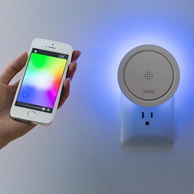Use the Leeo as a RGB light