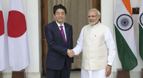 اليابان والهند توقع اتفاق تعاون نووى