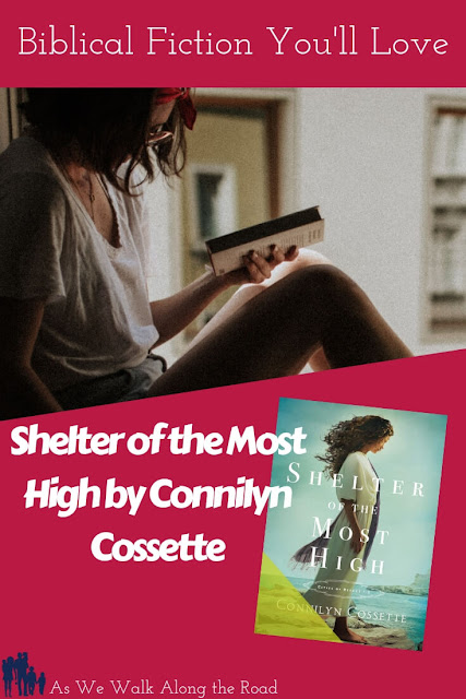Shelter of the Most High by Connilyn Cossette