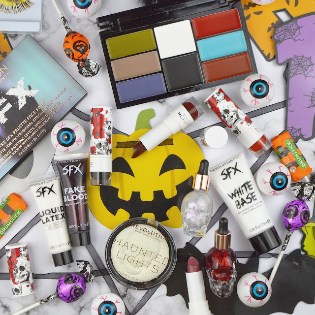 Revolution Makeup's HALLOWEEN Edit - Review and GIVEAWAY, Lovelaughslipstick Blog