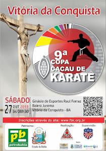 9ª Copa Cacau de Karate