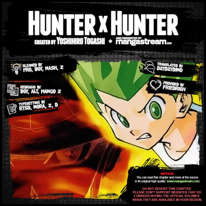 Hunter X Hunter 370 En