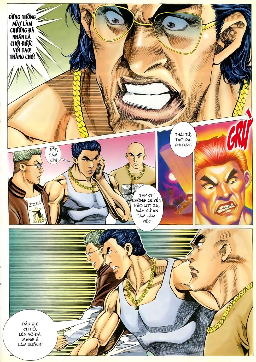 Người Trong Giang Hồ chapter 294 trang 24