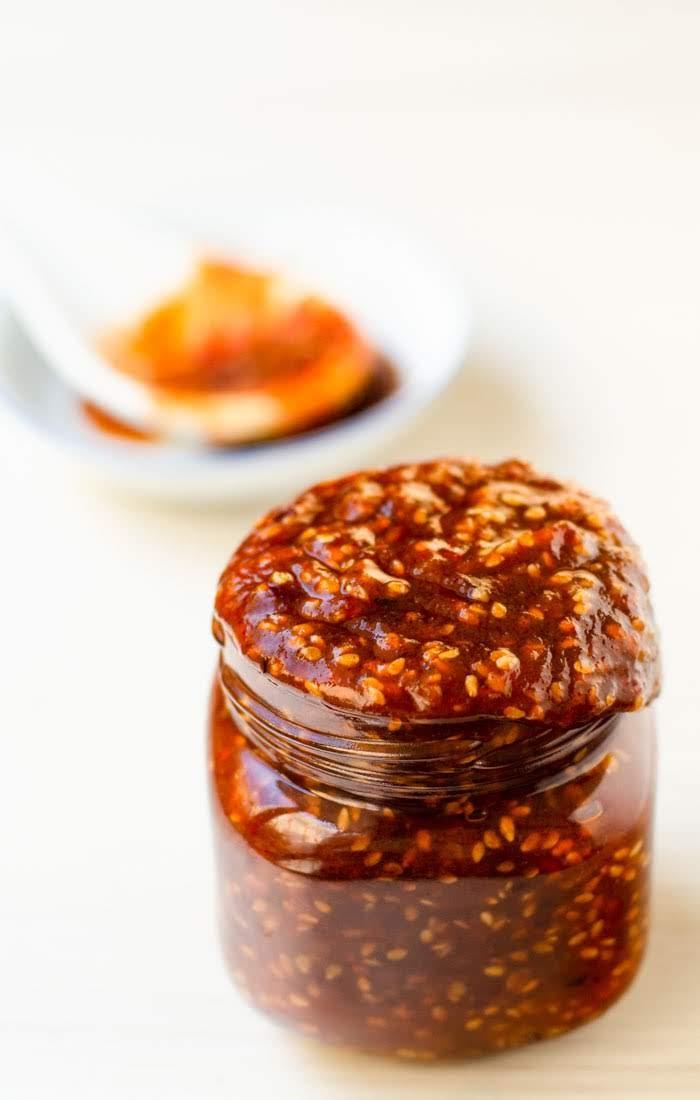 Bibimbap sauce