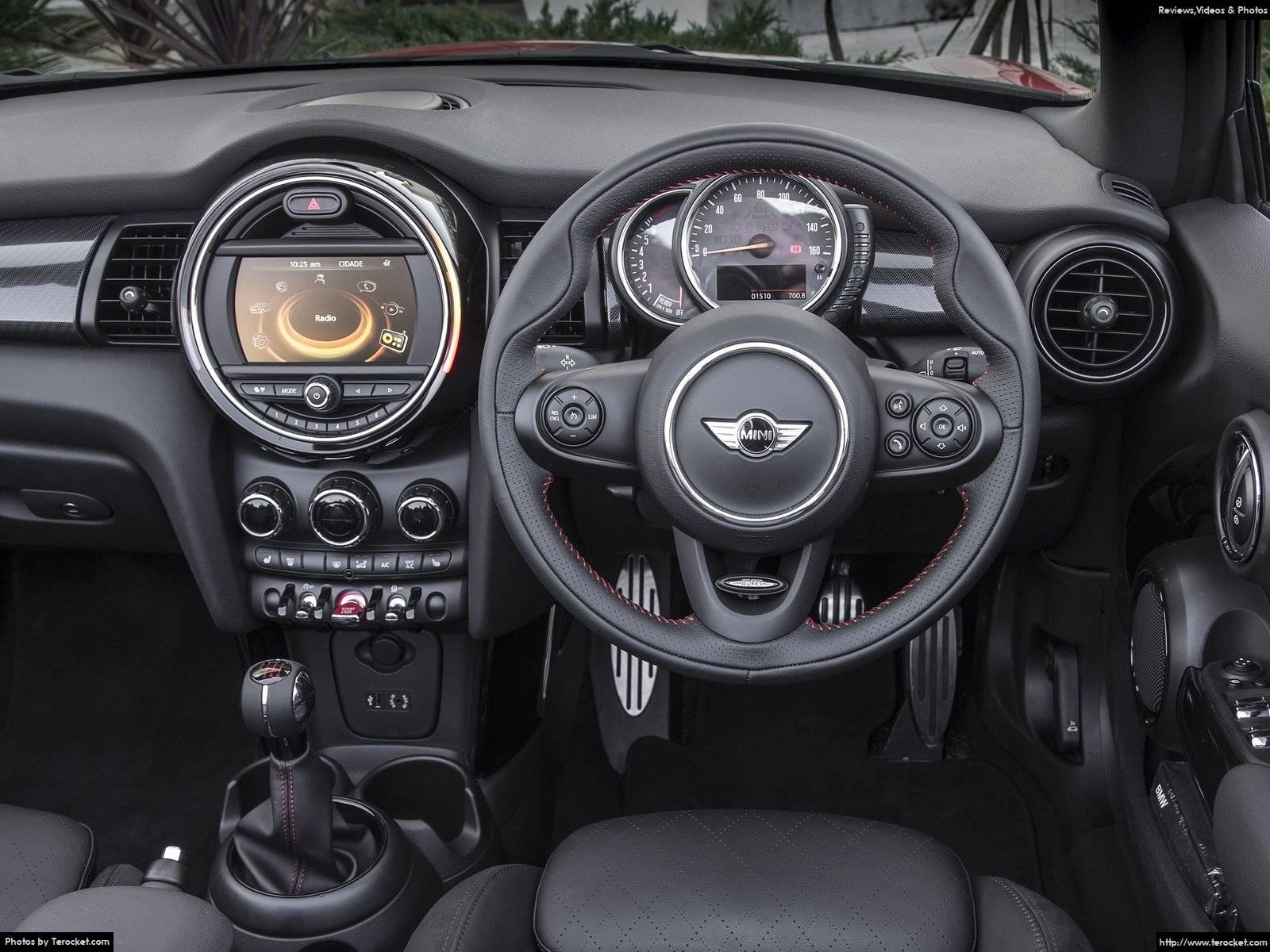 Hình ảnh xe ô tô Mini Convertible UK-Version 2016 & nội ngoại thất