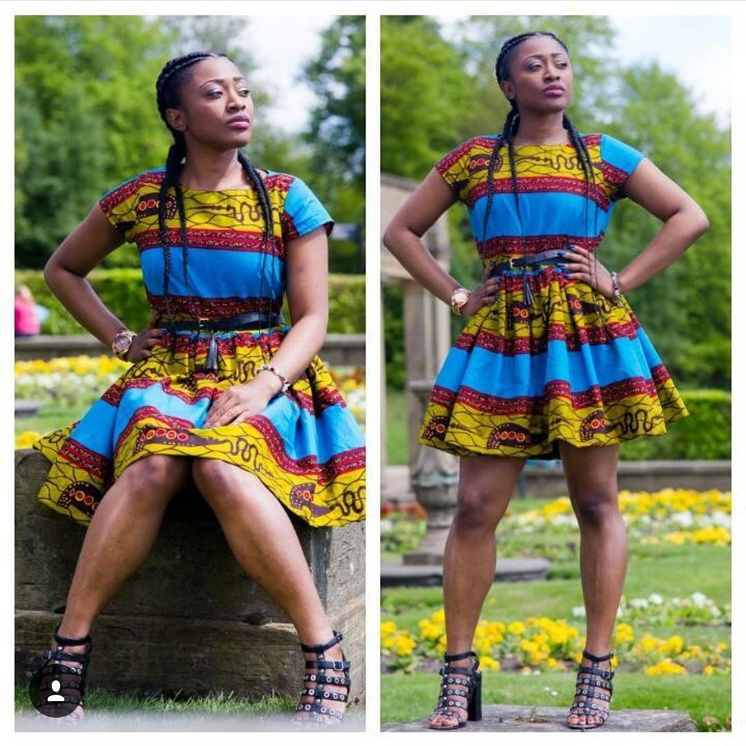 Latest different ankara styles For Women