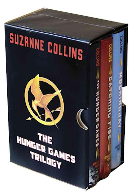 The Hunger Games Trilogy Boxed Book Set