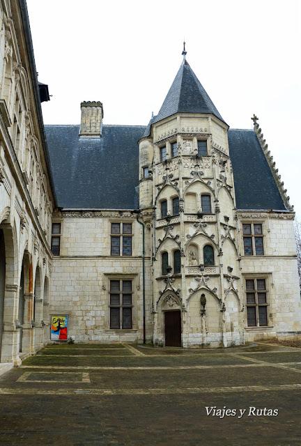Palacio de Echevin, Bourges