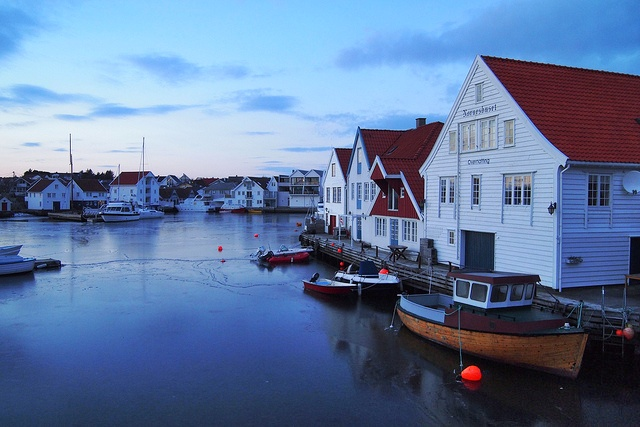 Skudeneshavn, beautiful places to visit in Norway