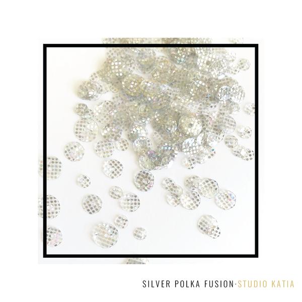 Silver Polka Fusion