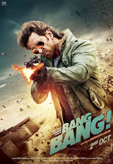 Bang Bang 2014 Hindi 720p BluRay ESub 1.2GB