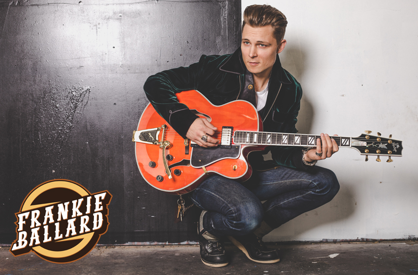 frankie ballard to host fan party at warner music during