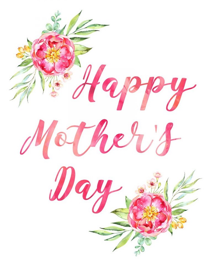 Happy Mothers Day Quotes From Step Daughter: Mix And Chic: Happy Mother's Day