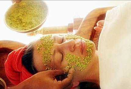 Treatment Of Acne With Tea Dregs