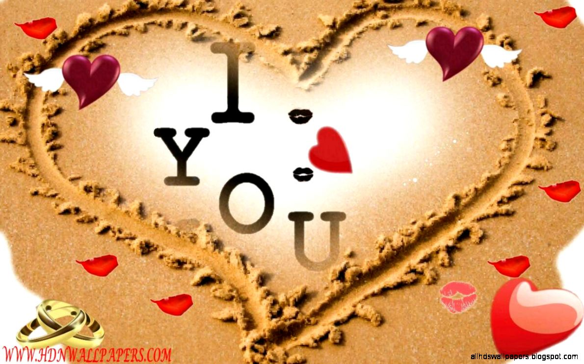 Sweet I Love You Free Wallpaper Backgrounds All Hd Wallpapers